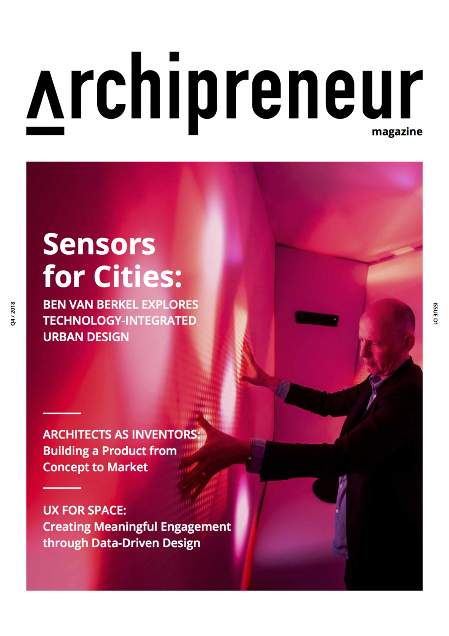the new Archipreneur Magazine